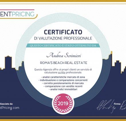 Professionista nella vendita e nella valutazione dei vostri immobili